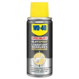 WD40 SPRAY SERRURE 100ML