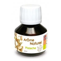 Arome naturel pistache 50ml