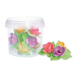 Decos azymes 8 mini rose...