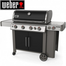 WEBER Barbecue à gaz...