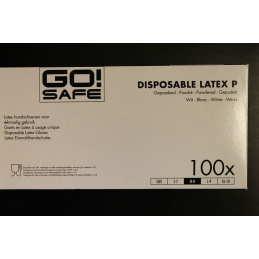 GANTS DISPOSABLE LATEX P...