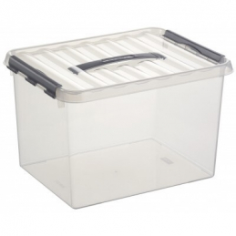 Box 22l q-line transparent...