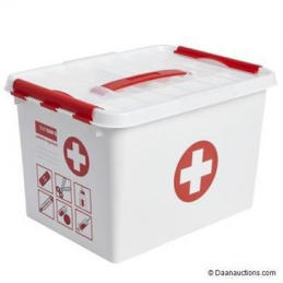 Multibox first aid 22l