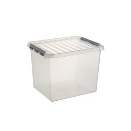 BOX 52L Q-LINE TRANSPARENT...