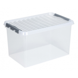 BOX 62L Q-LINE TRANSPARENT...