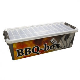 Q-LINE DISPLAY BBQ-BOX 9.5L...