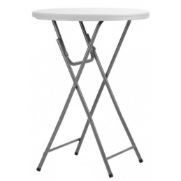 TABLE COCKTAIL PVC PLIANTE...