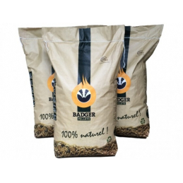 PELLETS BADGER 15KGS...
