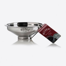 Entonnoir inox p-confiture...