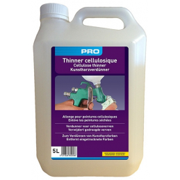 THINNER CELLULOSIQUE 5L