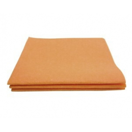 Torchon viscose orange 60x70cm