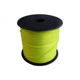 Fil macon nylon 1.5mm 70m fluo