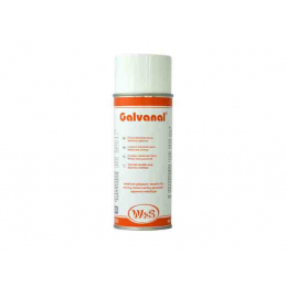 Galvanal spray ws alu - 400ml