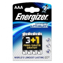 ENERGIZER Piles Lithium AAA...