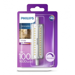 118mm Dimmable R7s Philips Ampoule 3000k Led 100w zjqMGLSVpU