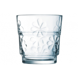 Verre funny flower fb 25cl