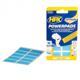 HPX Powerpads fixations...