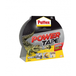 PATTEX POWER TAPE GRIS 25M
