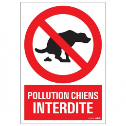 PICTOGRAMME 'POLLUTION...