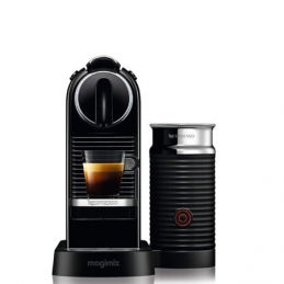 NESPRESSO M190 CITIZ & MILK...