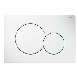 Plaque geberit sigma01...