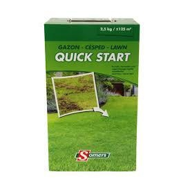Gazon quick start  2.5 kg.
