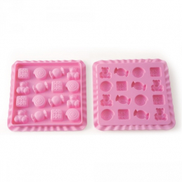 GIFT BOX EASY CANDY SILICONE
