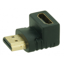 ADAPTATEUR HDMI M+F COUDE 90°