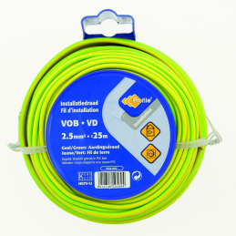 CABLE VOB 1X2.5MM²...