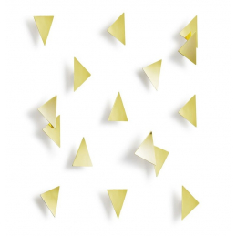 DECORATION MURAL TRIANGLES...