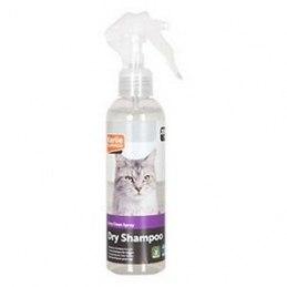 SHAMPOOING SEC CHAT  200ML.