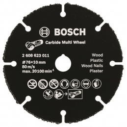 DISQUE CARBURE MULTIWHEEL...