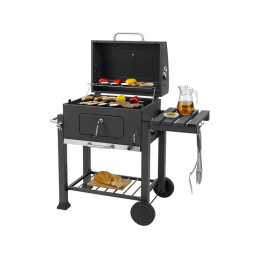 Barbecue grill angular
