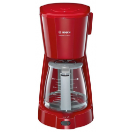 Cafetiere compact rouge...
