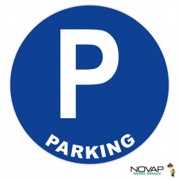 NOVAP Panneau Parking 300mm