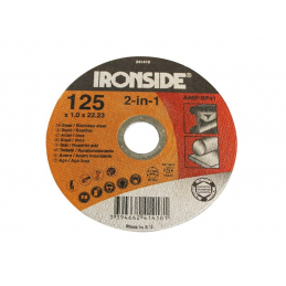 IRONSIDE DISQUE A...