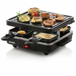 Grill-raclette 21x21cm 600w...