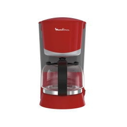 Cafetiere uno rouge 870w 1.25l