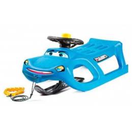 Luge sledge mini premium...