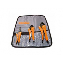 SET 3 PINCES GRIP IR100730