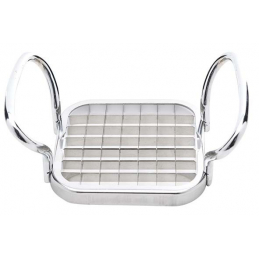 Coupe-frite pusher 10x10-15cm