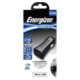 ENERGIZER chargeur ultimate...