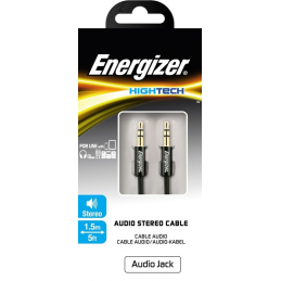 ENERGIZER cable audio...