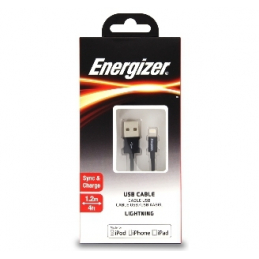 ENERGIZER cable de recharge...