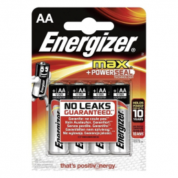 ENERGIZER Piles AA MAX LR6...